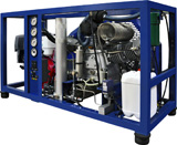 Swift 120/PG - Commercial Grade Air Compressor
